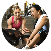 AYC will create a personalized fitness program for you.