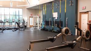 Epiq Systems Gym