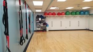 Shawnee Mission Health gym
