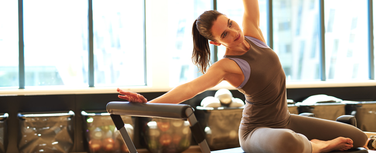 Try Pilates in Kansas City at AYC Health & Fitness