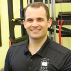 David Justice, AYC Health & Fitness Certified Personal Trainer