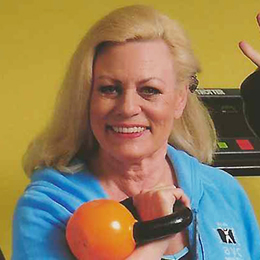 Julia Kaufmann trains at AYC Health and Fitness