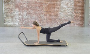 Juvo Board workout